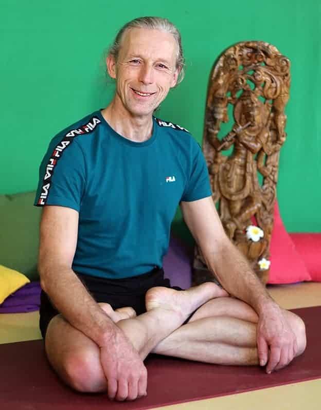Daniel Derweduwen yoga