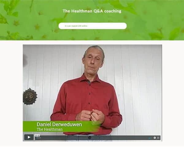2 LIVE online Q&A Coaching
