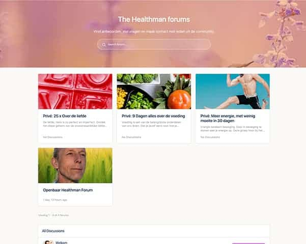 The Healthman Community