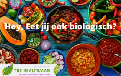 Biologische voeding, logisch toch?