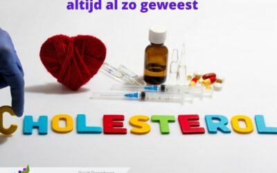 Wat is nu eigenlijk het probleem met de LDL cholesterol? Geen.