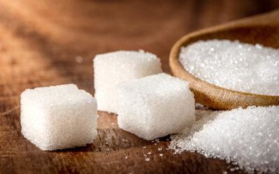 Geraffineerde suikers of koolhydraten zijn een oorzaak van insulineresistentie.