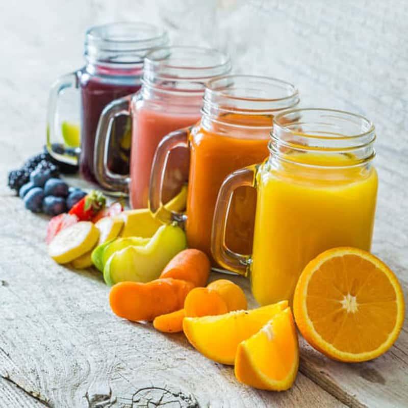 Zijn vruchtensappen gezond