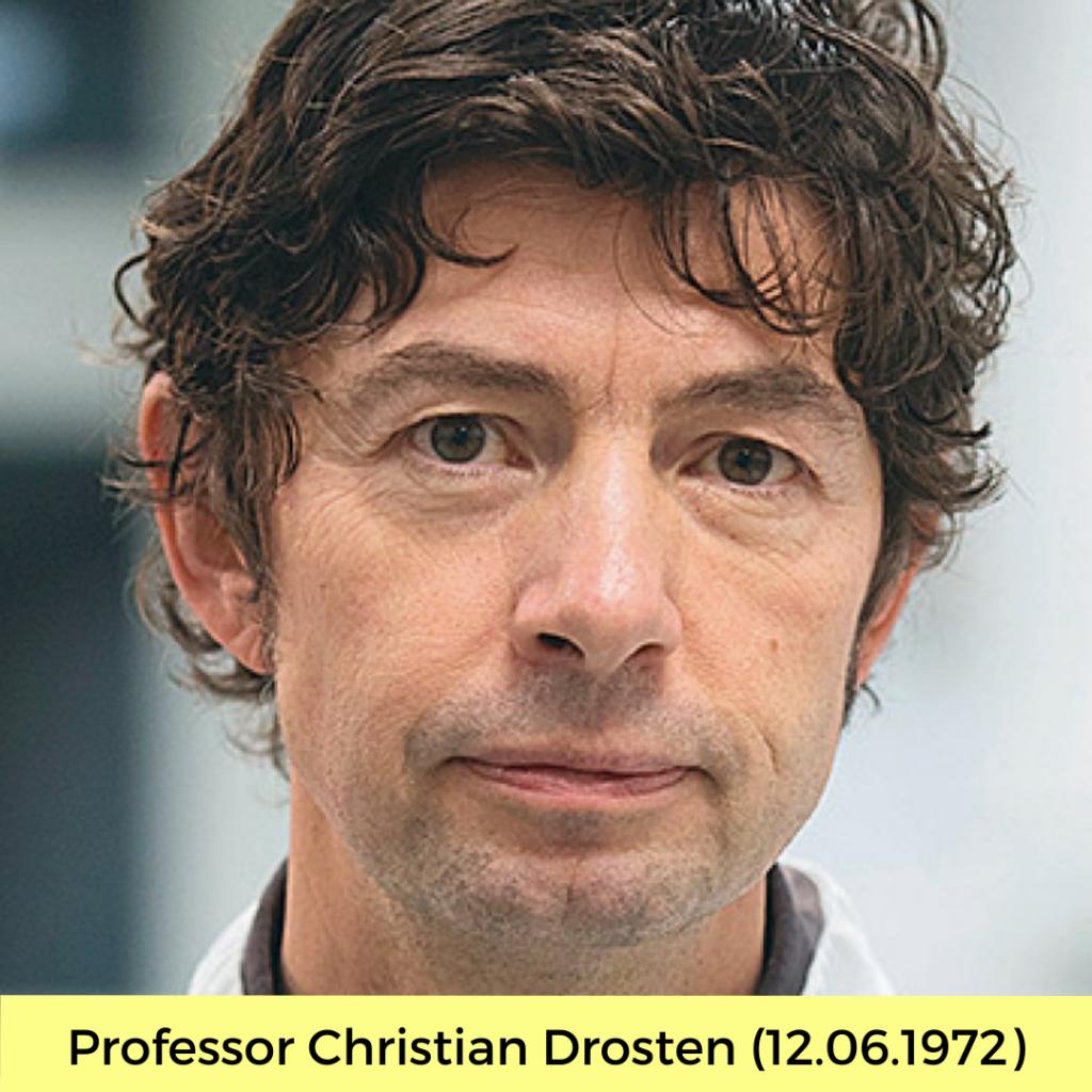Professor Drosten
